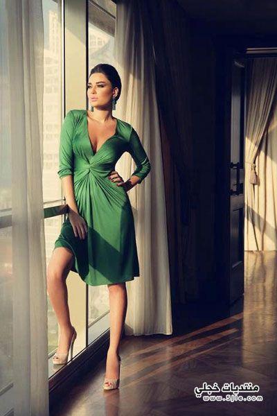 ازياء سيرين النور 2014 ملابس