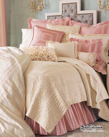 مفارش سرير للبنات 2014