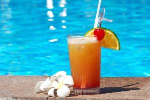 طريقة عصائر صيفية عصير صيفي