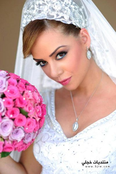 مكياج العروس لصيف 2014 مكاج