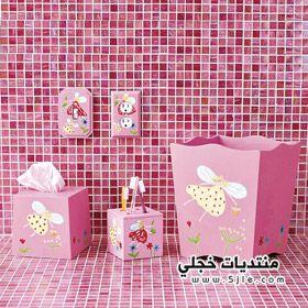 اكسسوارات حمام للأطفال 2014