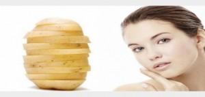 فوائد البطاطس للبشرة البطاطس للعناية