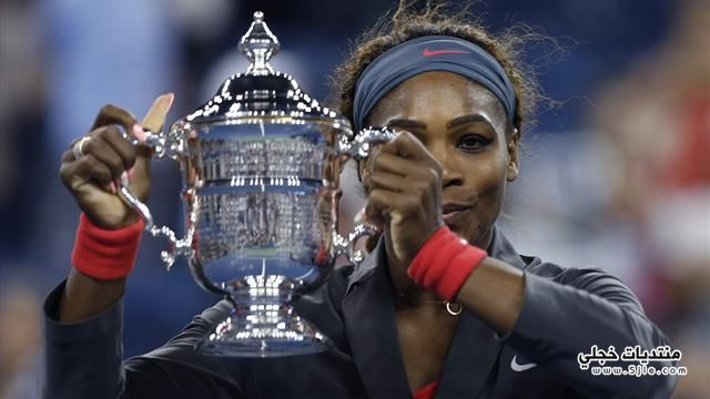 سيرينا وليامز تفوز بطولة امريكا