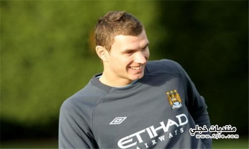 photos Edin Dzeko 2013 �����