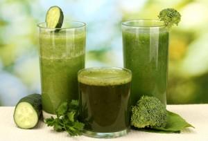فوائد العصير الاخضر لخسارة الوزن