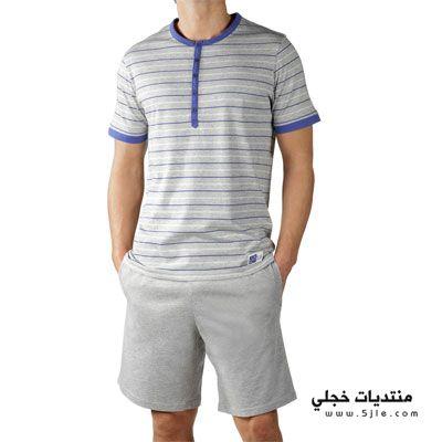 بجامات رجاليه 2012 قمصان رجاليه