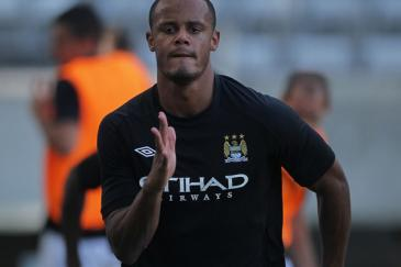photos Vincent Kompany 2013 كومباني