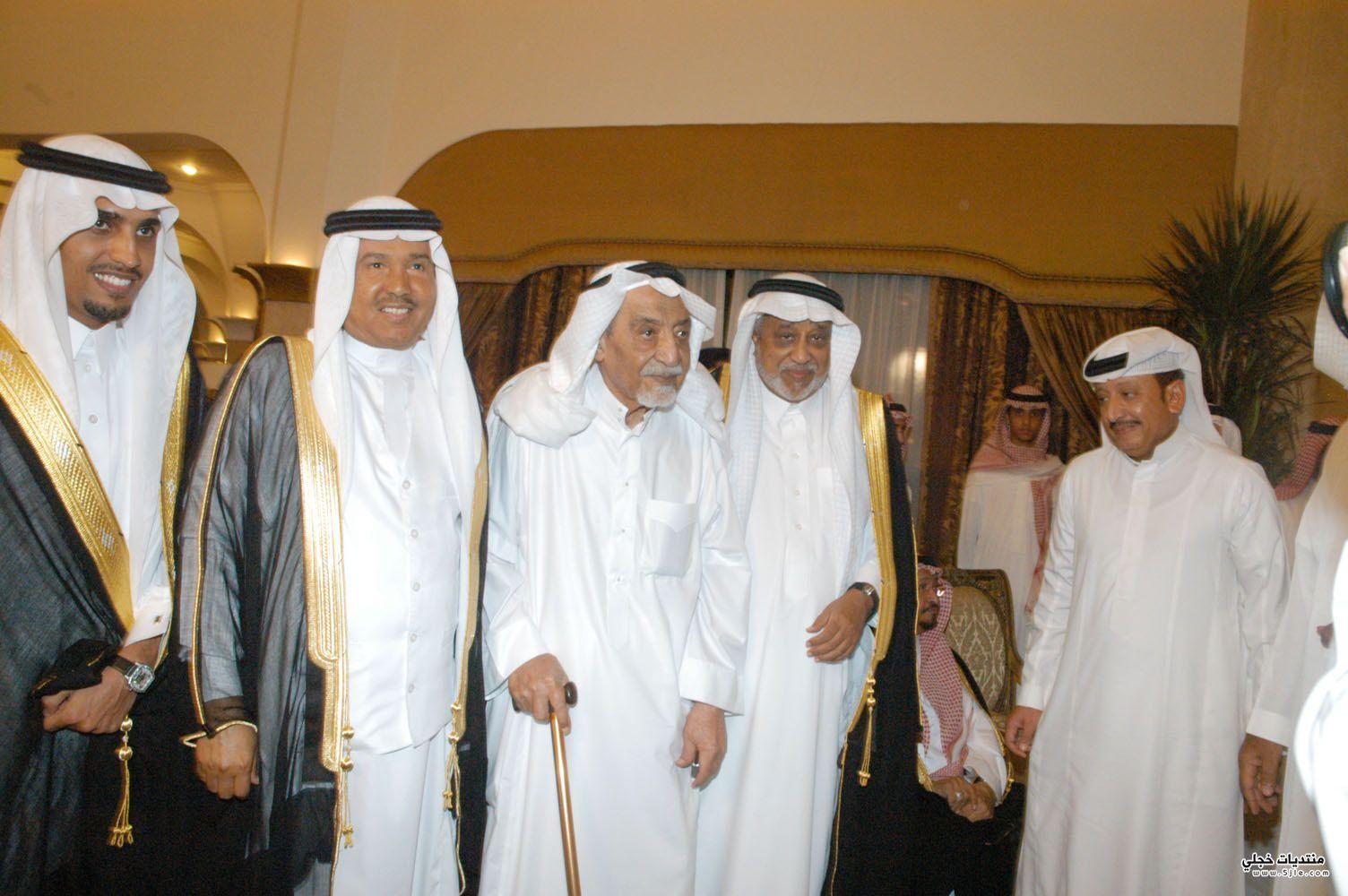 محمد عبدة يحتفل بزواج ابنته