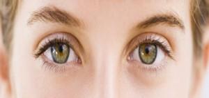 خلطات للتخلص تجاعيد العينين