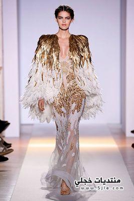 كولكشن باللون الذهبي 2014 ملابس