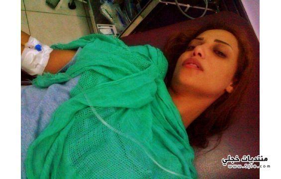 الحالة الصحية راندا حافظ راندا