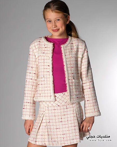 ملابس شتوية للفتيات 2014