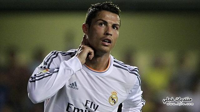رونالدو يمدد تعاقده ريال مدريد