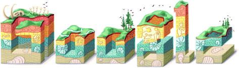 احتفالات قوقل Google