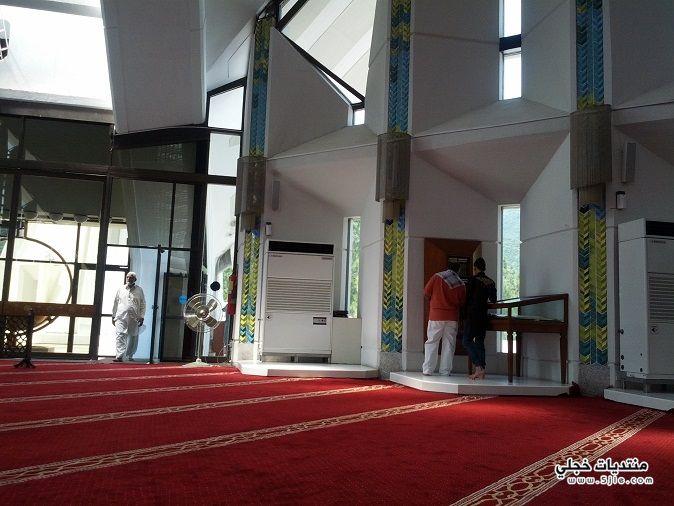 مسجد الملك فيصل اسلام اباد
