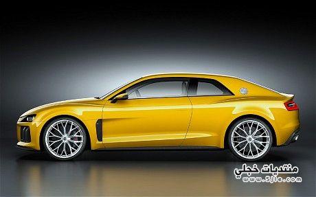 سيارة اودي كواترو Audi Quattro