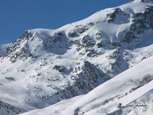 جبال 2014 جبال ثلجية 2014