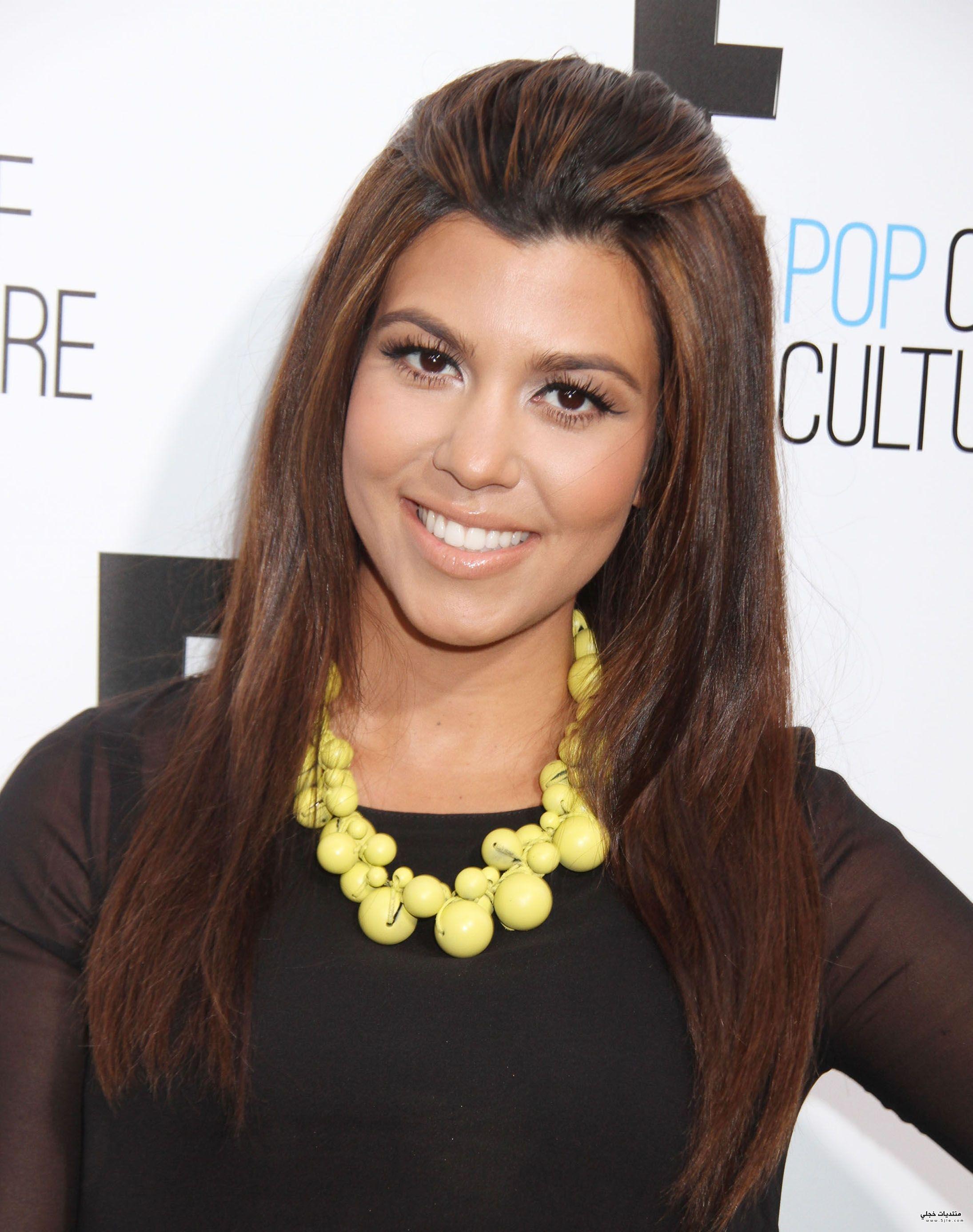 ������ ��������� 2014 Kourtney Kardashian