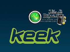 برنامج الكيك الغني التعريف keek