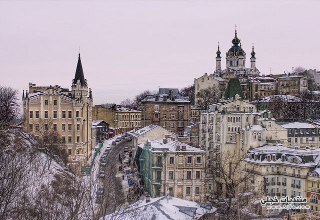 البلدان الأكثر جمالا أوروبا الشرقية