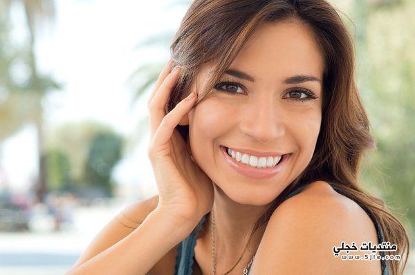 طريقة تبييض الاسنان نصائح لتبييض