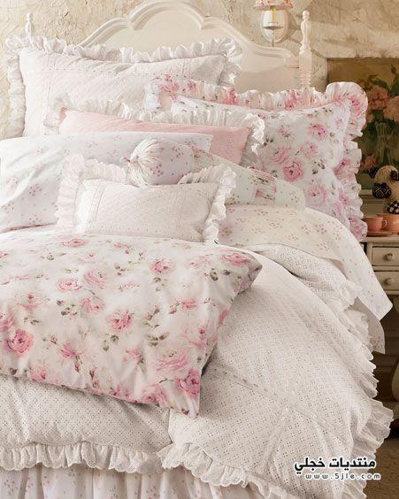 مفارش سرير 2014 مفارش سرير