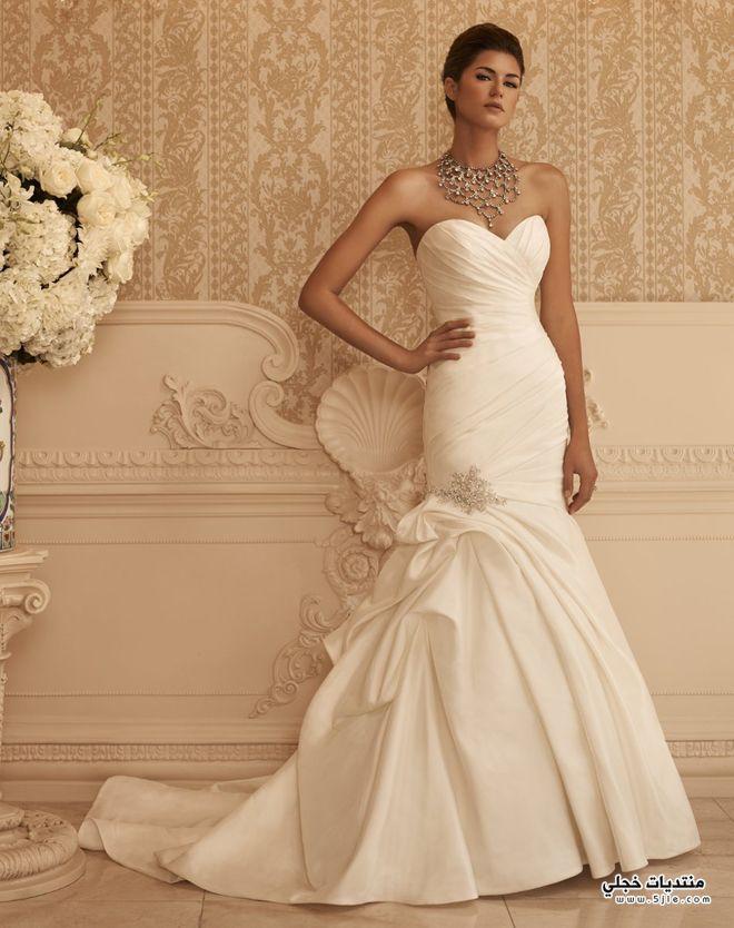 فساتين زفاف للعروس 2016