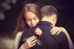 تختار المراة شريك حياتها اختيار