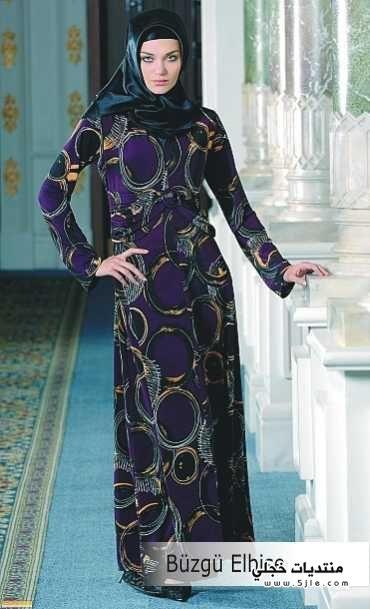 ازياء محجبات تركية ملابس محجبات