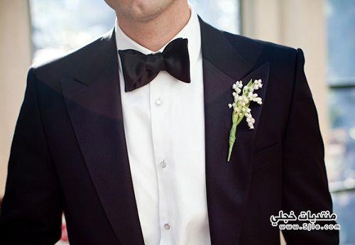 العرسان زينة البدل الرجالي