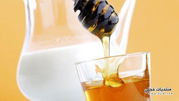 الحليب والعسل للقضاء الشعر التالف