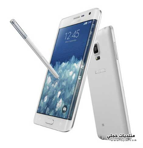 مواصفات Galaxy Note Edge Samsung