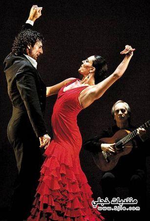 رقصة التانغو الارجنتيني