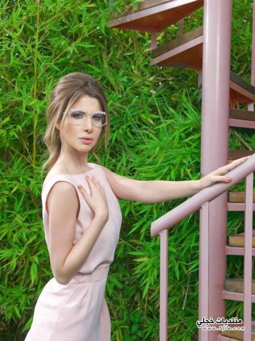نانسي جلسة تصويرية لمجلة سيدتي