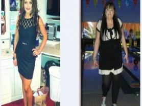معلمة تخسر وزنها