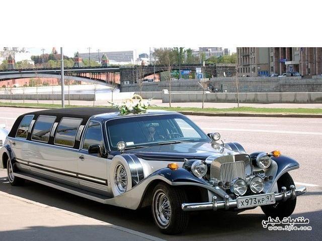 سيارات العرسان امريكا