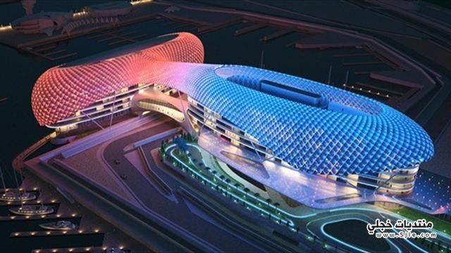 سباق الجائزة الكبرى ابوظبي 2013