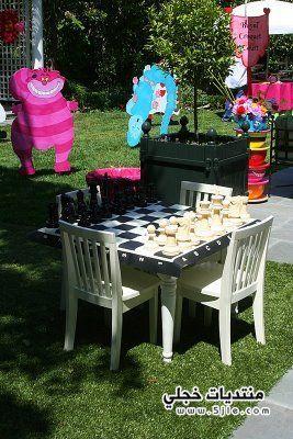 افكار رائعة لحفلات الاطفال