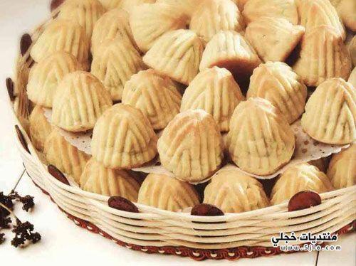 طريقة معمول العيد بالفستق الحلبي