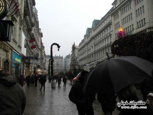 عاصمة النمسا مدينة فيينا الساحرة