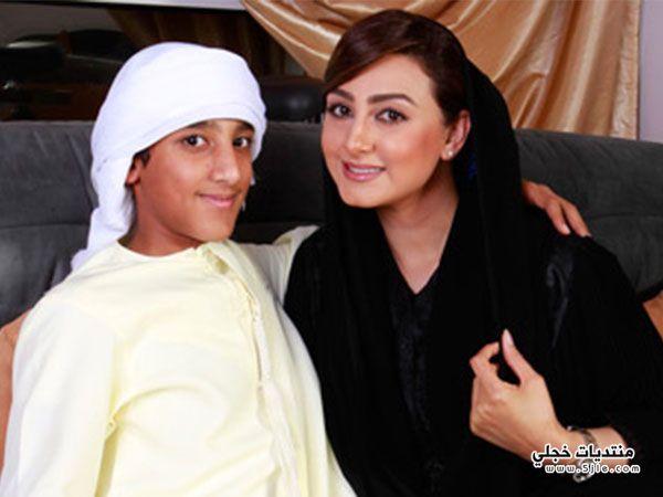 هيفاء حسين 2014 الممثلة البحرينية