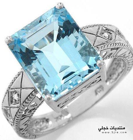 خواتم الماس انيقه 2014
