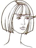 طريقة الشعر البيت 2014