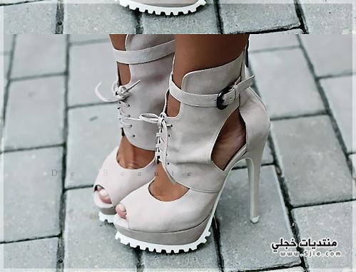 احذية عالي 2012 جزمات عالي