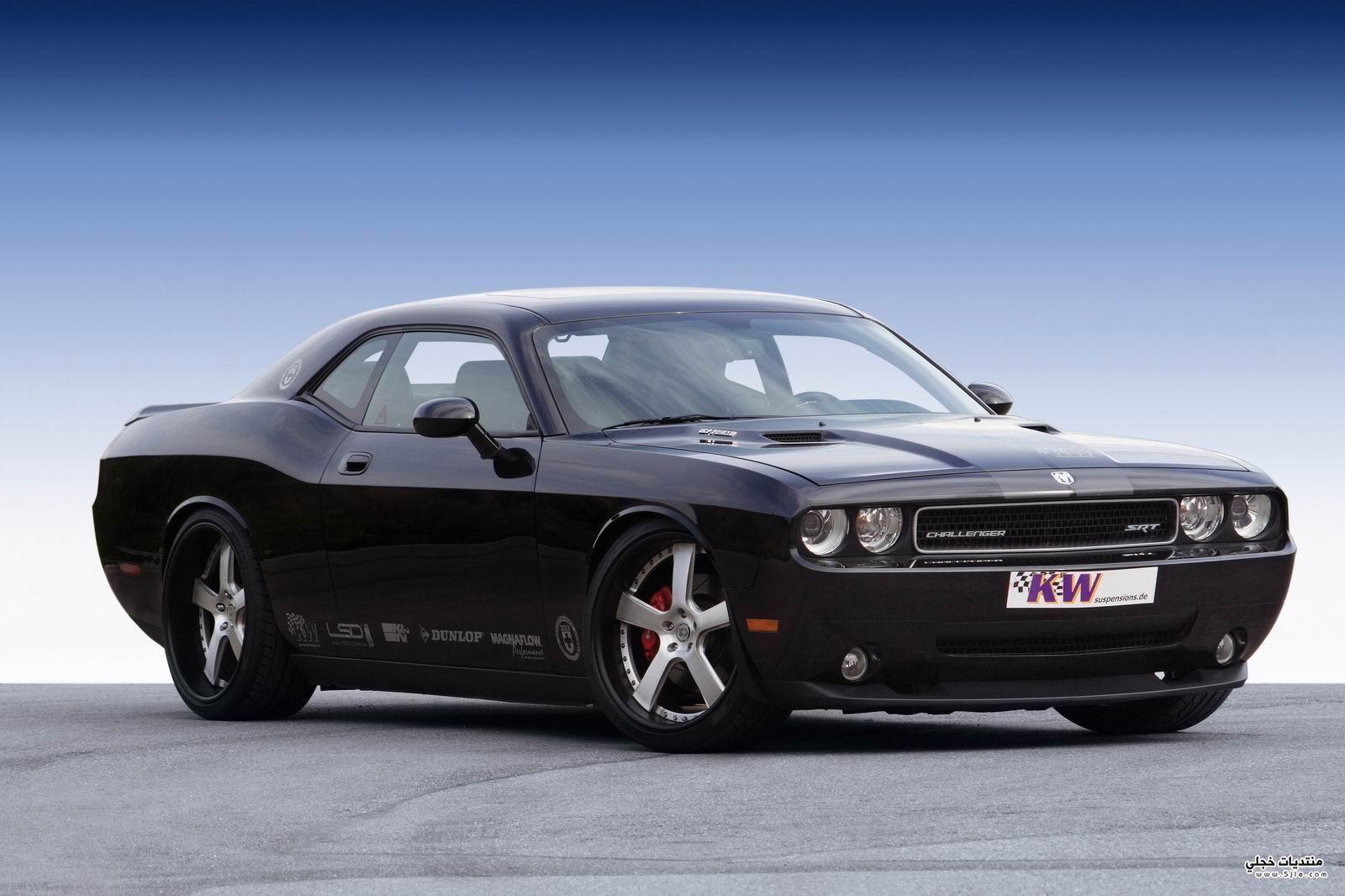 دودج تشالنجر 2013 Dodge Challenger