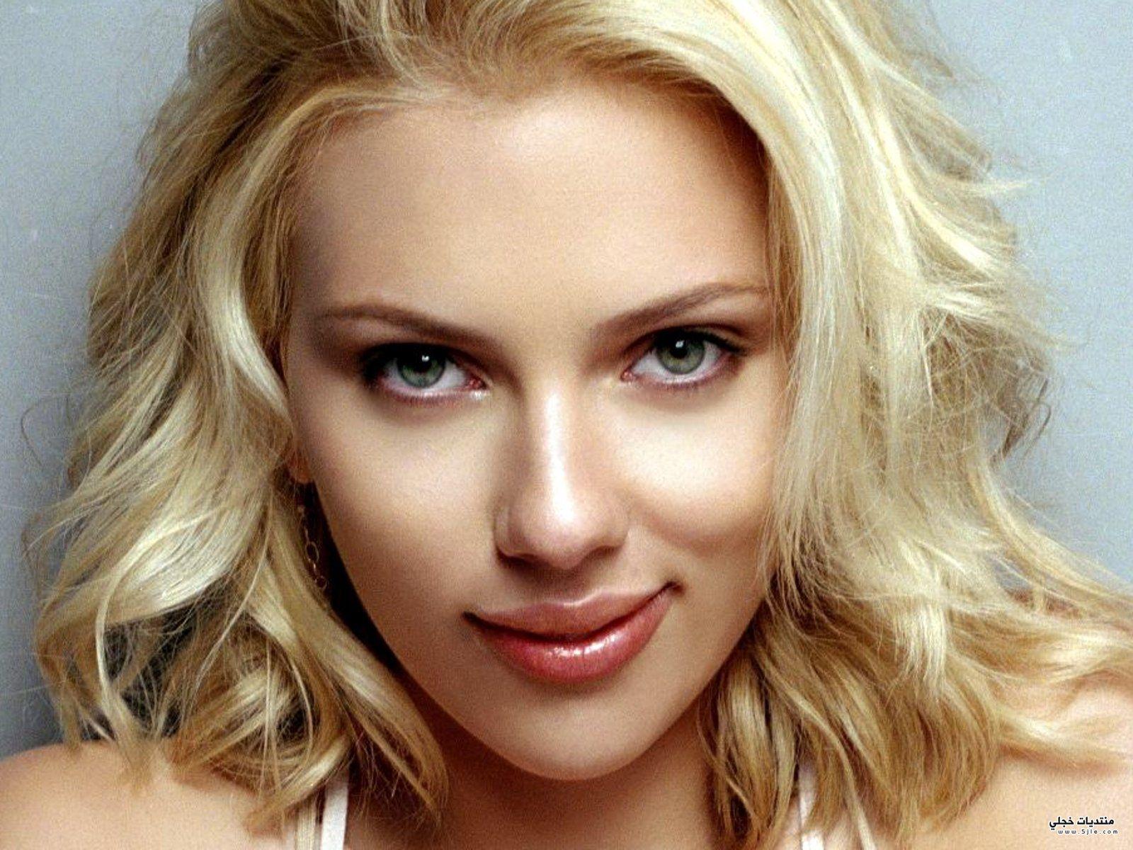 سكارليت جوهانسون Scarlett Johansson