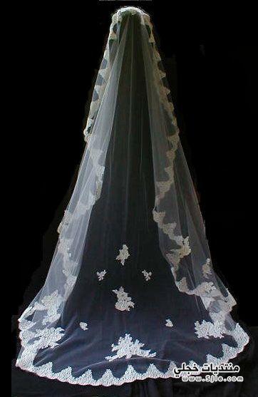 اكسسوارات وفساتين للزفاف 2014
