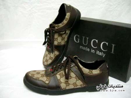 احذية رجالية ماركة قوتشي 2012