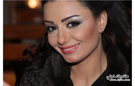 الفنانة السوريّة ديما الجندي 2014