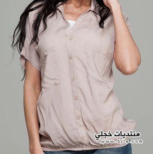 قمصان نسائيه 2012 قصمان نساء